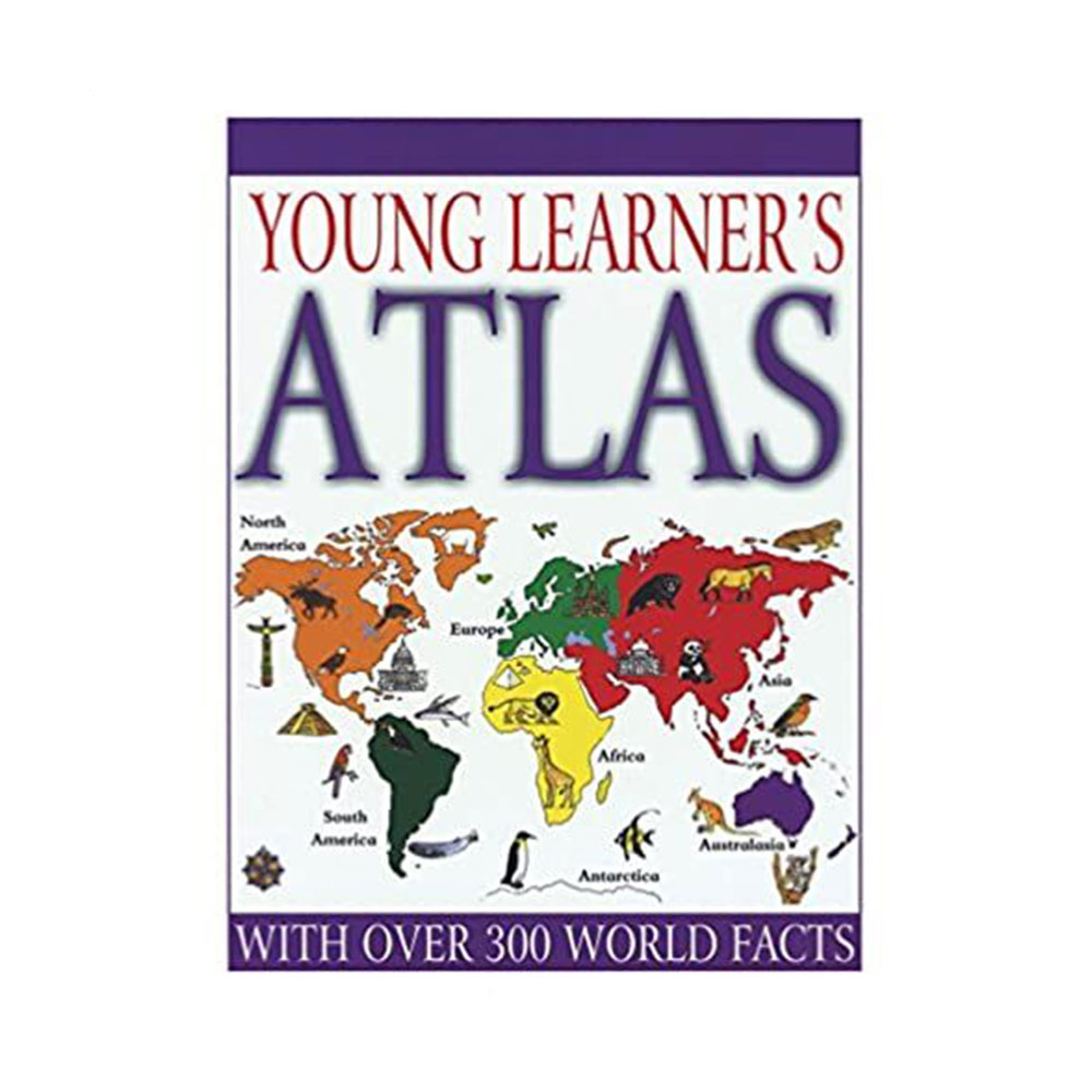 Young Learners Atlas (946/ATYL)